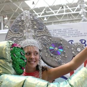 ФЕСТИВАЛЬ ИСКУССТВА И ДИЗАЙНА  СИБИРСКАЯ ЭТНИКА_2013