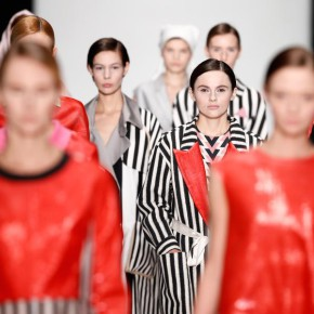 MERCEDES-BENZ FASHION WEEK RUSSIA: ATELIER GALETSKY