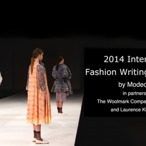 MODECONNECT'S INTERNATIONAL FASHION WRITING COMPETITION